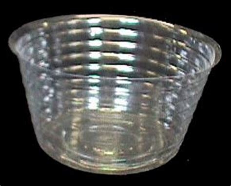 Clear Plastic Planter Liners by B C Tropical Shell Co Willow Baskets