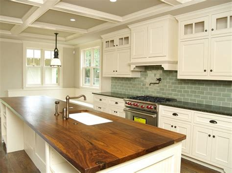 Kitchen Wood Countertops by Wooden Countertops Pros Cons F W S Countertops