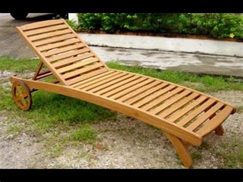 wood chaise lounge chairdesign plans  wood chaise