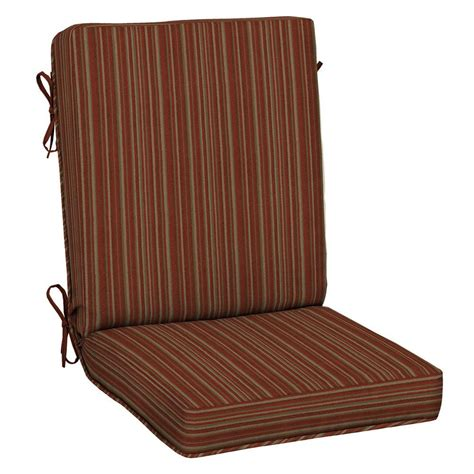 outdoor dining chair cushions set of 6 modern patio
