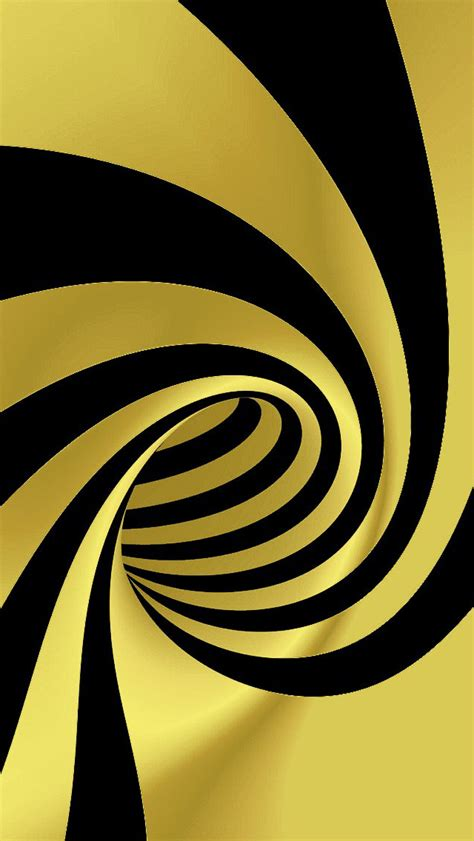 black yellow wallpaper iphone yellow and black swirl iphone 5 wallpaper 640x1136