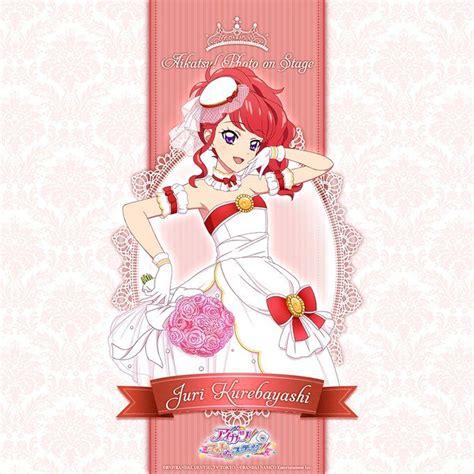 Aikatsu Spicy Ageha Houndstooth Dress 10 best images about aikatsu fan on chibi wedding dresses and anime