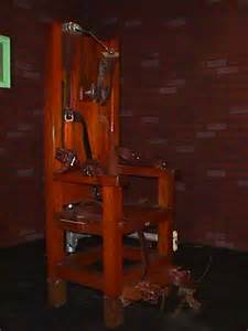 Electric Chair Death Penalty » Home Design 2017