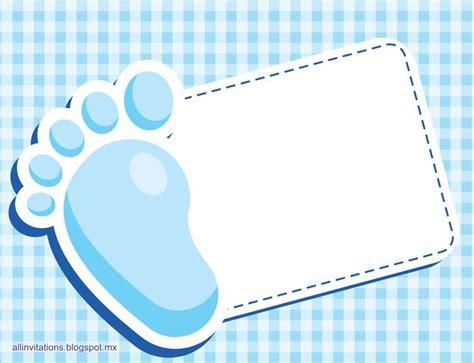 Paket Baby Shower 1 m 225 s de 25 ideas incre 237 bles sobre tarjetitas para baby shower en invitaciones de beb 233