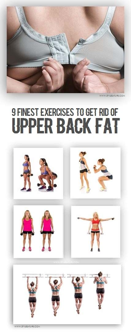 How To Get Rid Of Fat 9 finest upper back workouts styles at life