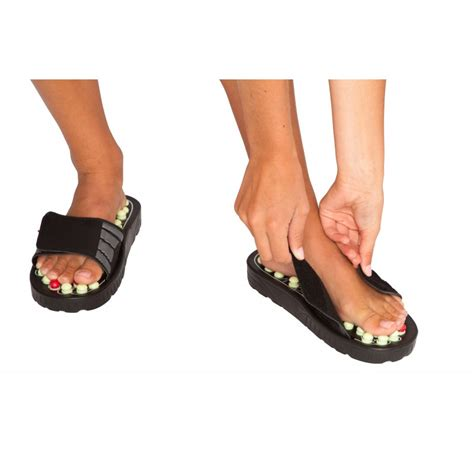 foot sandals reflexology sandals acupuncture slippers foot