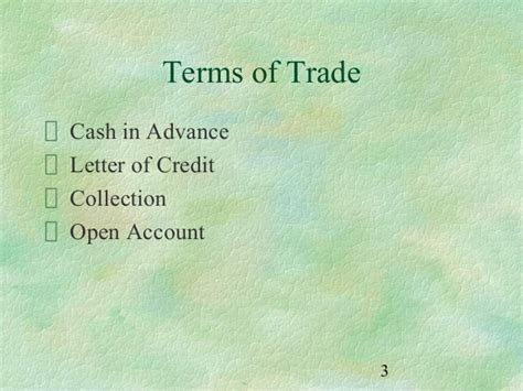 Letter Of Credit Open Account letter of credit vs open account 28 images bachir el