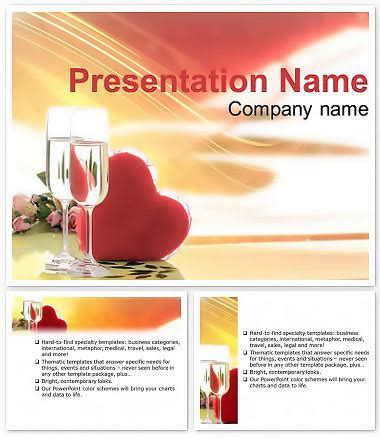romantic themes for powerpoint romantic date powerpoint templates imaginelayout com
