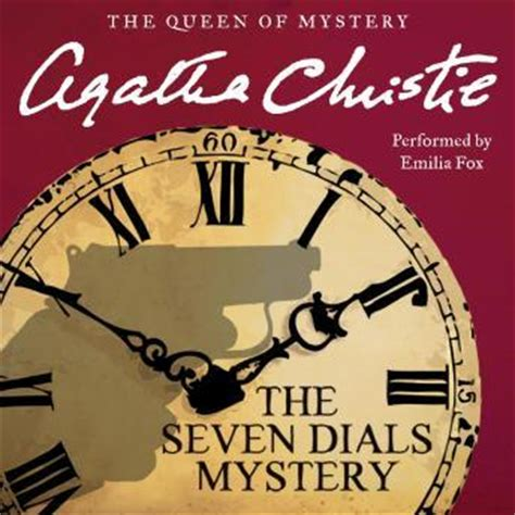 the seven dials mystery listen to seven dials mystery by agatha christie at audiobooks com