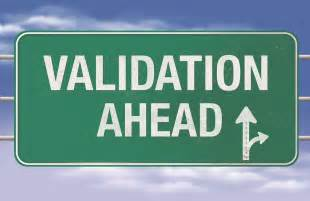 exles of validation nvp software solutions