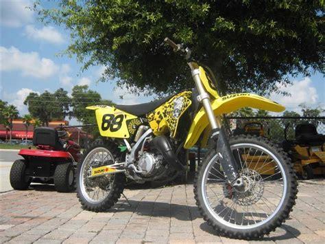 Suzuki Rm 125 2001 Buy 2001 Suzuki Rm125 Dirt Bike On 2040 Motos