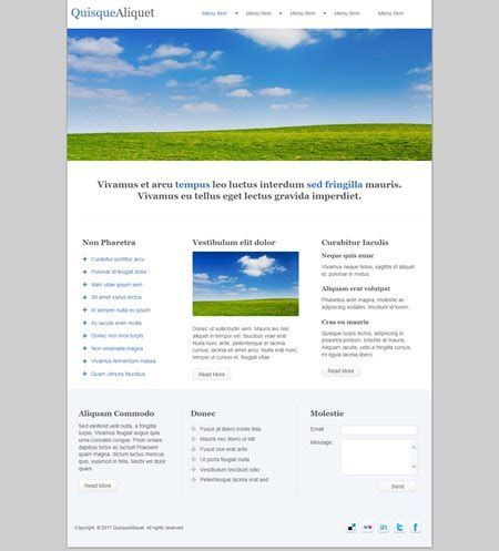 website realizer tutorial website realizer template websites page 1