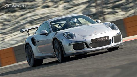 Gran Turismo Gran Turismo Sport Getting Porsche 911 Gt3 Rs 171 Gamingbolt