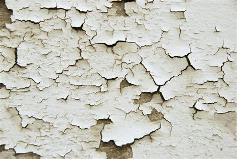 causes of peeling paint