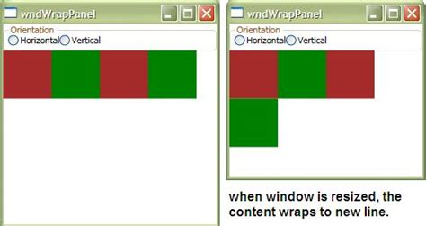 xaml layout containers wpf tutorial layout panels containers layout