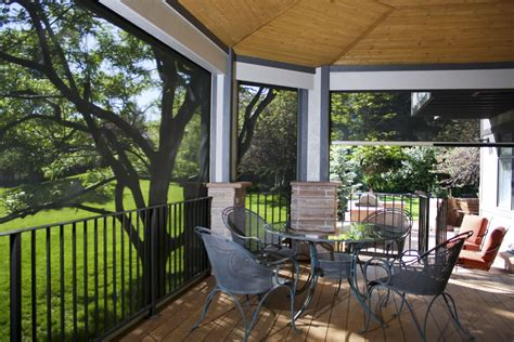 exterior patio sun screens and roller shades k to z