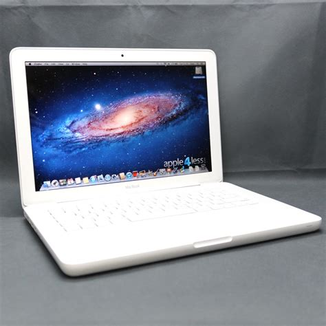 Macbook White Unibody apple macbook unibody 13 quot 2 26ghz intel 2 duo 250gb