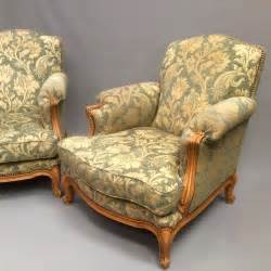 pair of antique armchairs antiques atlas