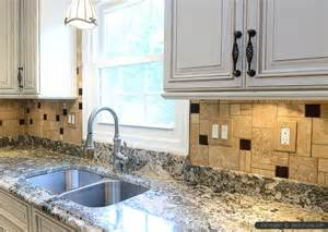 kitchen backsplash travertine tile travertine tile backsplash photos amp ideas