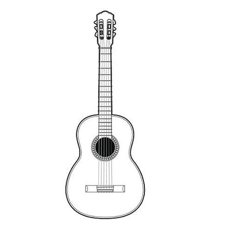 imagenes de guitarras faciles para dibujar adivinanza brazos con brazos panza con panza
