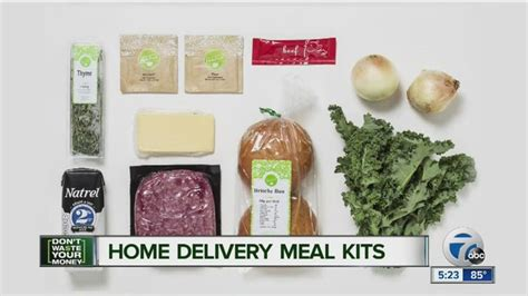 Background Check Consumer Reports Consumer Reports Checks Out Home Delivery Meal Kits Wxyz