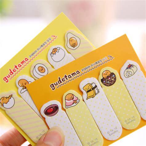 a3492 korea finger it sticky notes post it mem kode d3492 aliexpress buy 48 pcs lot yellow egg sticky note