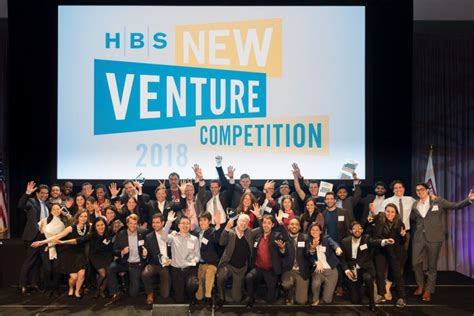 Harvard Mba Deadlines 2018 by Hbs Announces Winners Of 2018 New Venture Competition