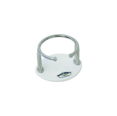 deep blue boat cup holders deep blue wch 1 stainless wire single cup holder