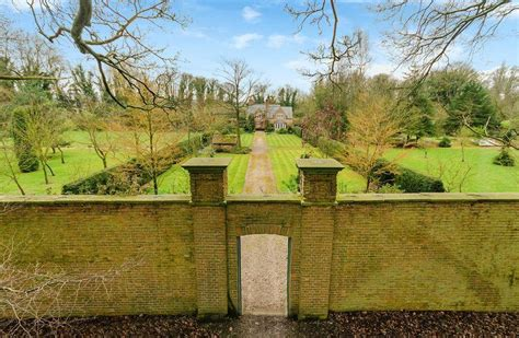 The Walled Garden Benniworth Road Panton 3 Bed Detached Walled Gardens For Sale