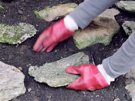 How To Start A Rock Garden Starting A Rock Garden Corner