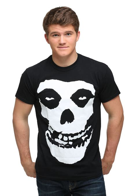 Tshirt Misfits Almara Clothing misfits skull logo t shirt