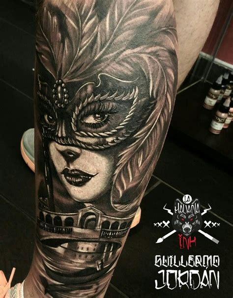 venetian mask tattoo designs venetian mask venezia masquerade la ink