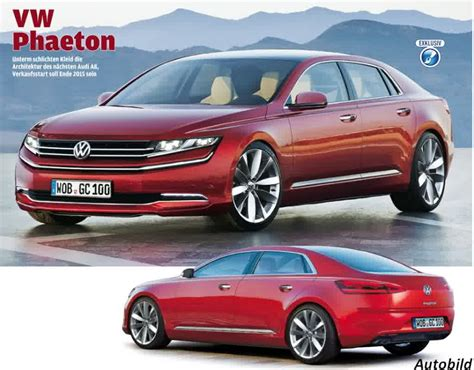 2016 Volkswagen Phaeton Pictures Information And Specs