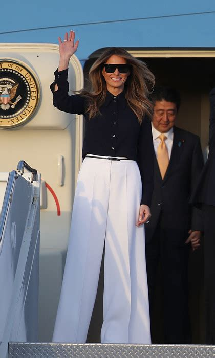 Jo In Dress Suit S Intl melania style see what and who the has