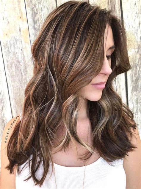 photos of colored hair with high lights of gray 45 ideas for light brown hair with highlights and