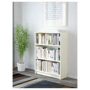 Ikea Bookshelves Billy Billy Bookcase White 80x28x106 Cm Ikea