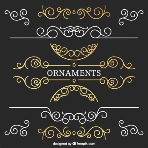 Wedding Font Corel by Ornaments Vector Free
