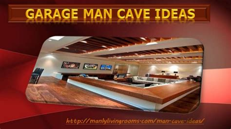 Garage Shop Designs garage man cave ideas