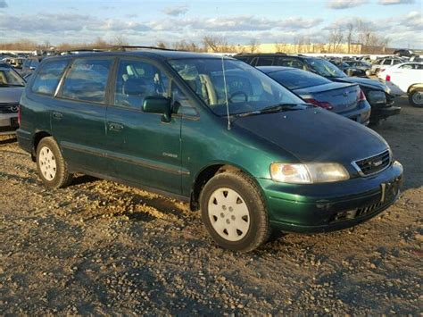 books about how cars work 1999 isuzu oasis auto manual auto auction ended on vin jr2rj2867xc000489 1999 isuzu oasis in mo st louis