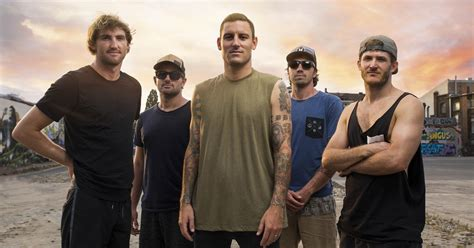 Beautiful States by Parkway Drive Epitaph Records