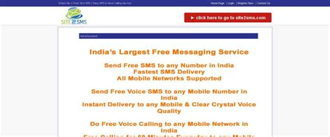 free sms mobile site top 10 free to send sms to cell phones
