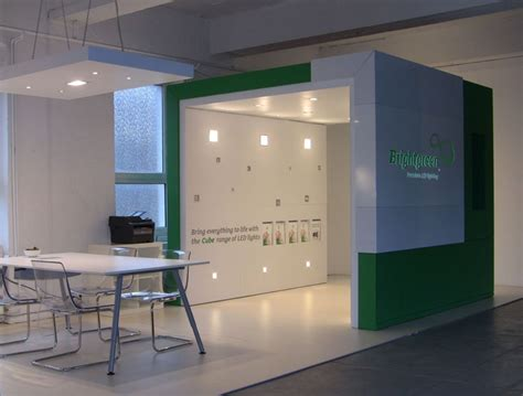 Lighting Showroom Brightgreen Led Luminaires And Retrofit Lights Luxindo
