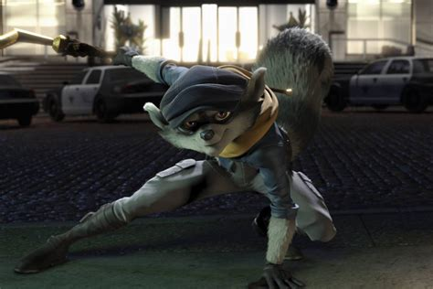 Live Cargo 2016 Film Sly Cooper Movie Stealing Theater Screens In Early 2016 Digital Trends