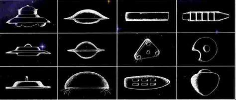 oggetti volanti tipologie formazioni manovre