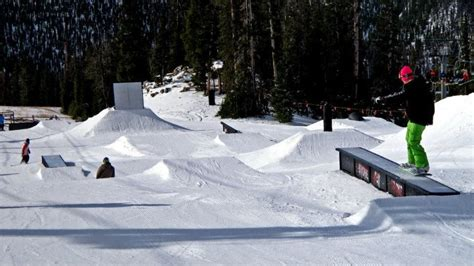 backyard snow backyard snowboard non theme park ideas