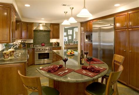 shaped kitchen common  ideal kitchen designs homesfeed