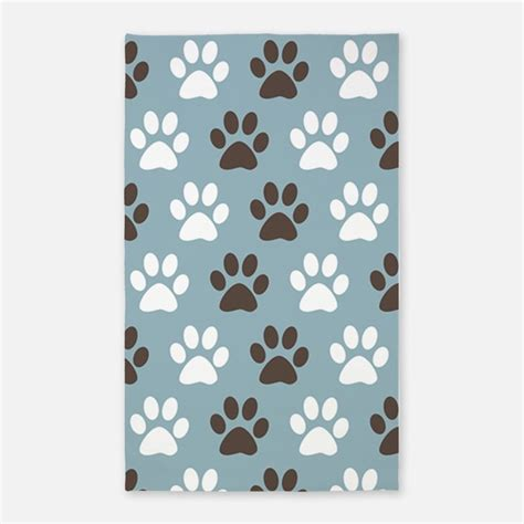 paw print rugs paw rugs paw area rugs indoor outdoor rugs