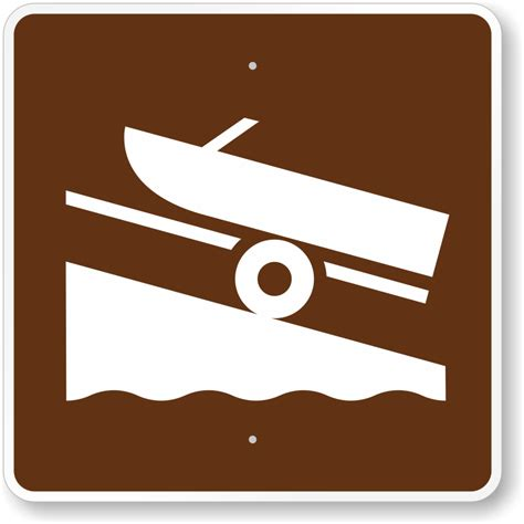 bootje tekenen water recreation signs water sports signs mutcd guide