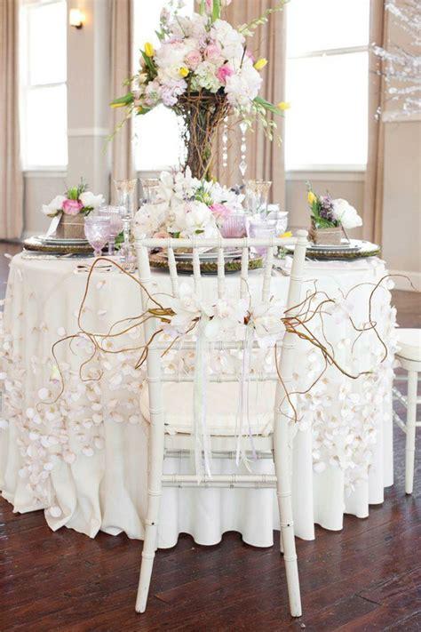 Dekoration Tisch Hochzeit by Blumen Deko Zur Hochzeit Ihre Tolle Wirkung Beim Empfang