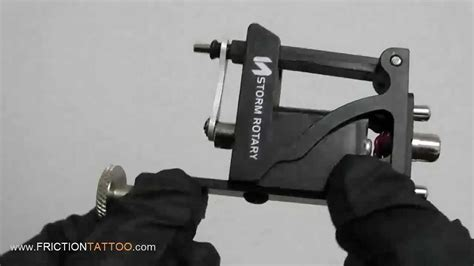 zto tattoo machine review storm a 100 rotary tattoo machine review youtube